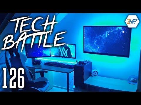Tech Battle Episode 126 - WTF PC im Schrank verbaut!