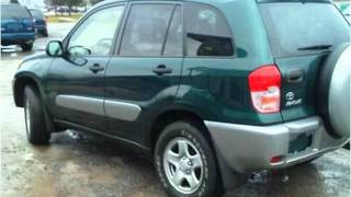 preview picture of video '2003 Toyota RAV4 Used Cars Albion NY'