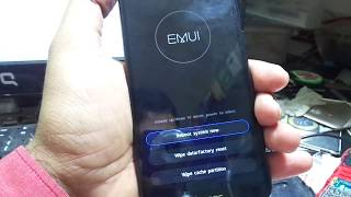 honor 7s hard reset and remove pattern lock
