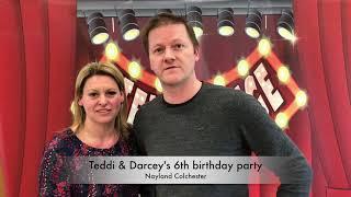 Teddi & Darcey's 6th birthday party