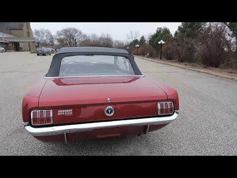 1965 Ford Mustang for Sale - CC-1038528