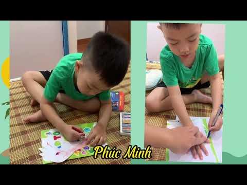 Trường MN Thịnh Liệt- Trung thu ấp áp yêu thương- Lớp mẫu giáo lớn A2