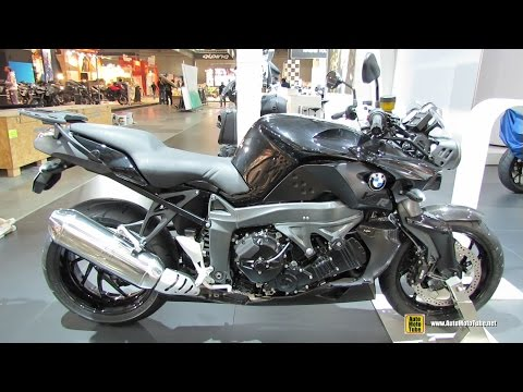 2015 BMW K1300R - Walkaround