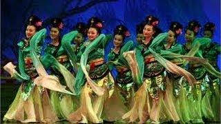 Chine les danses traditionnelles de la dynastie Tang a Xian