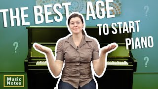 What's the Best Age to Start Learning Piano? - Music Notes - Hoffman Academy