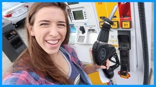 How To Pump Your Own Gas!