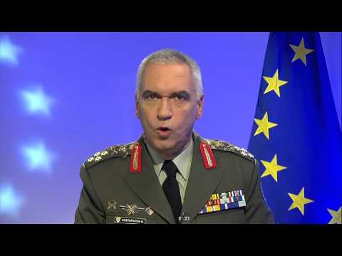 Videomessage by Mikhail KOSTARAKOS, Chair of the EU Military Committee