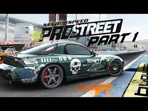 Gameplay de Need for Speed: Pro Street