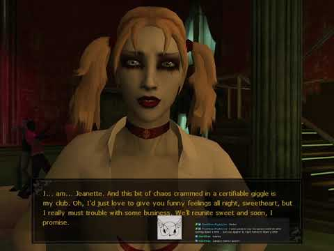 Video thumbnail for Angel Plays Vampire the Masquerade: Bloodlines pt 2