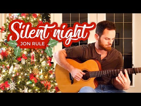 Fingerstyle Guitar - My arrangement of Silent Night