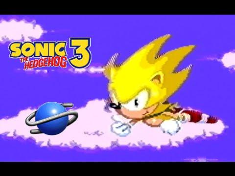 DOWNLOAD: Sonic the Hedgehog 3 playthrough (SEGA Saturn