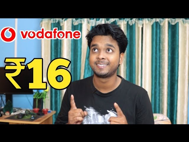 How To Activate 9 Rs Internet Pack In Vodafone