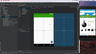 Android Developer Training: Recreate an Entire App - Part 1