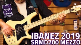 Ibanez 2019 SRMD200 Mezzo Electric Bass Guitar