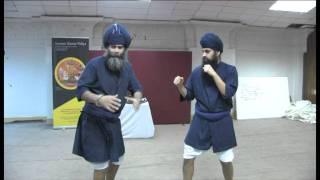 Sanatan Shastarvidiya – Platha Kampfkunst