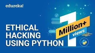 Ethical Hacking using Python | Password Cracker Using Python | Edureka