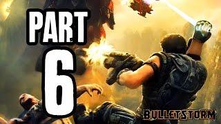 ► Bulletstorm | #6 | Masožravky! | CZ Lets Play / Gameplay [1080p] [PC]