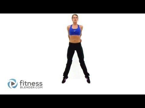 Butt Kicker Jump Squats – fitician