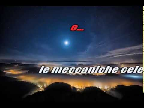 Franco Battiato - Segnali di vita (karaoke - fair use)