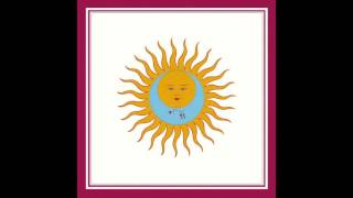 """Video thumbnail of """"King Crimson - Larks' Tongues In Aspic Part I (OFFICIAL)"""""""