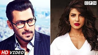 "Priyanka Chopra & Salman Khan To ROMANCE In ""Bharat"" 