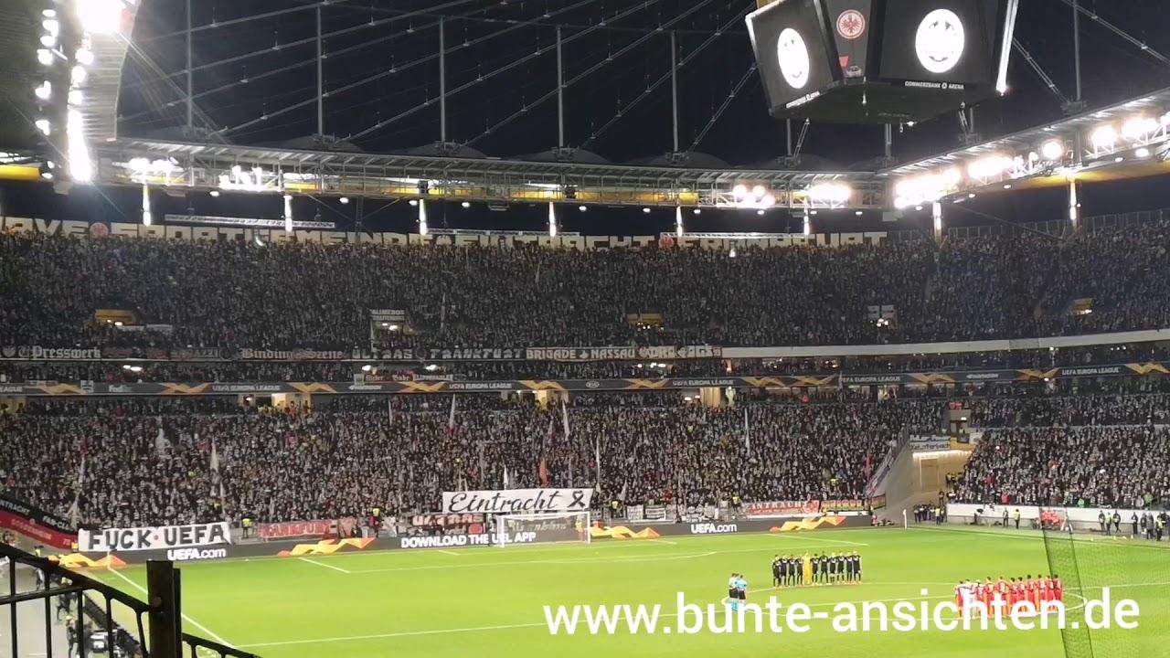 UEFA Europa League: Eintracht vs Red Bull Salzburg [Thu, Feb 20, 2020]