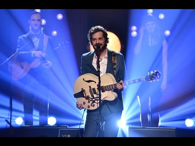 Thomas Dybdahl «Baby Blue» – Live on Skavlan