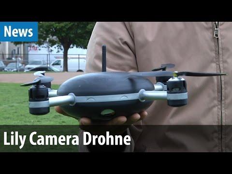 Diese Drohne fliegt & filmt automatisch - Lily Camera | deutsch / german
