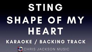 sting shape of my heart lyrics karaoke - Thủ thuật máy tính - Chia
