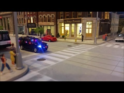 RC Cars Roam A Tiny Toronto | Episode 5 | Police Canine Unit
