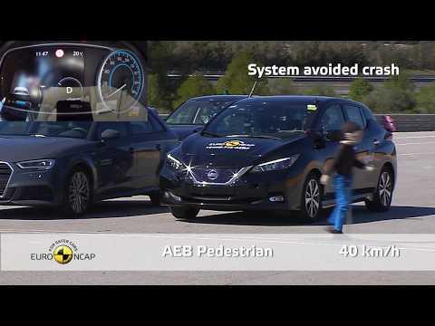 NCAP: Nissan LEAF