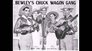 The Original Chuck Wagon Gang - The Church In The Wildwood (1936).