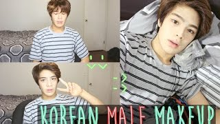 Korean Male Makeup