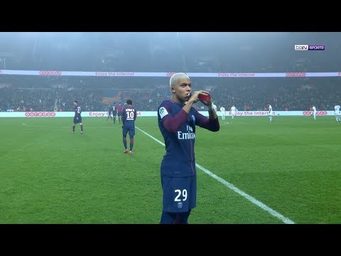 Kylian Mbappé vs Caen 17-18 (home) 1080i by ZCOMPS