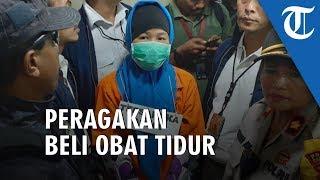 Rekonstruksi Pembunuhan Pupung, Pelaku Peragakan Beli Obat Tidur di Apotek Apartemen Kalibata