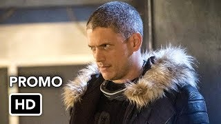 Сериалы CW, DCTV Crisis on Earth-X Crossover Night 2 Promo - The Flash, Arrow, Supergirl, DC's Legends (HD)