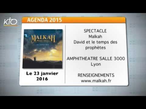 Agenda du 7 décembre 2015