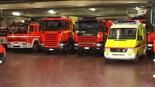 preview picture of video 'Reportage brandweer Dendermonde gemaakt door Kanaal3.'
