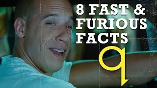 8 Fast & Furious Facts