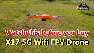 X17 5G WiFi FPV GPS Drone HD Camera Gimbal RC Quadcopter