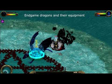 T4C Fantasy v4 Dragons