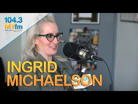 Ingrid Michaelson Reminisces On The 80's, Talks New Single 'Missing You', Game Of Thrones & More - 104.3 MYfm