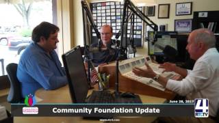 Community Foundation Monthly Update