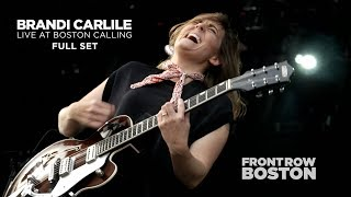 <b>Brandi Carlile</b> – Live At Boston Calling Full Set
