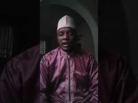 WE ARE NOT TAUGHT RITUALS IN MARKAZ AGEGE STOP DISGRACING ALFAS-SHAYKH MOSH'OOD YESALOONAKA