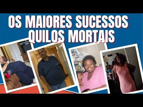 OS MAIORES SUCESSOS DE QUILOS MORTAIS -  Quilos Mortais Antes e Depois - Mensagem de Motivao