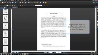 Combining PDFs and Inserting Pages without Stapler