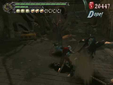 Devil May Cry 3 Special Edition - Dante Must Die - Stage 2