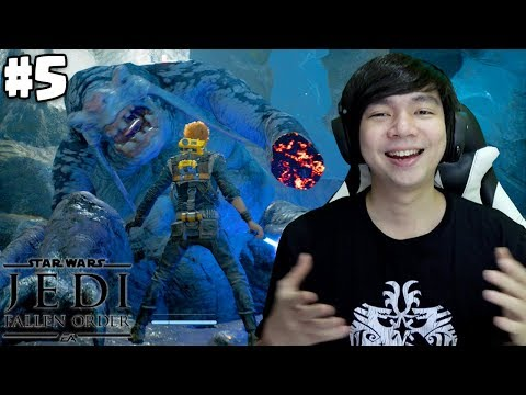 Monster Aneh & Puzzle Mantap - Star Wars Jedi Fallen Order Indonesia #5