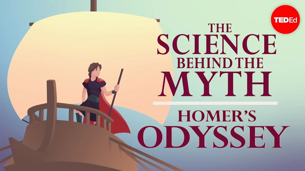 'Homer's Odyssey' Charts The Struggle of The Mythical Hero Odysseus